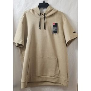 Under Armour Short Sleeve Hoodie